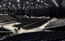 The main arena at P&J Live.