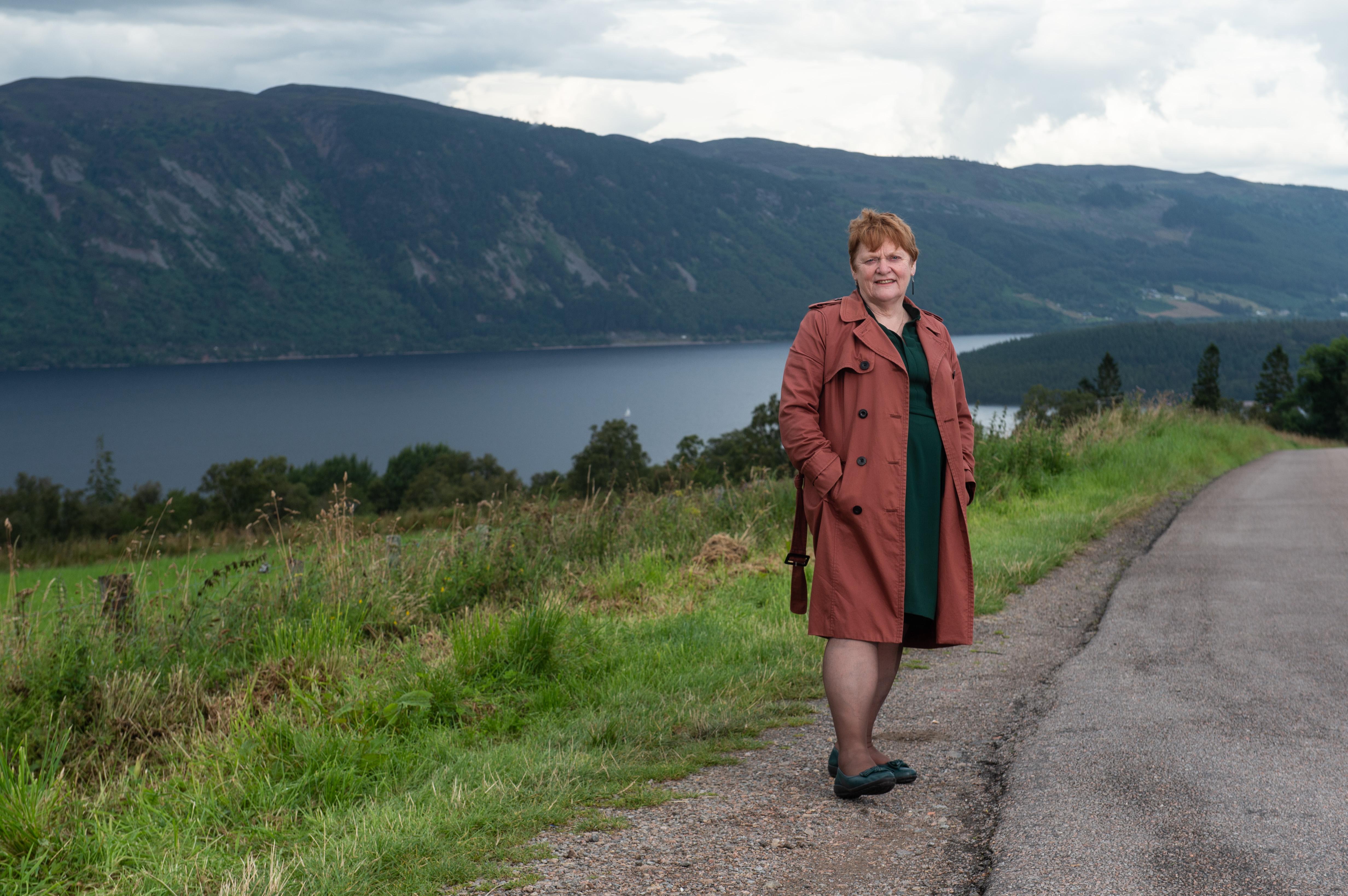 Council Leader Margaret Davidson