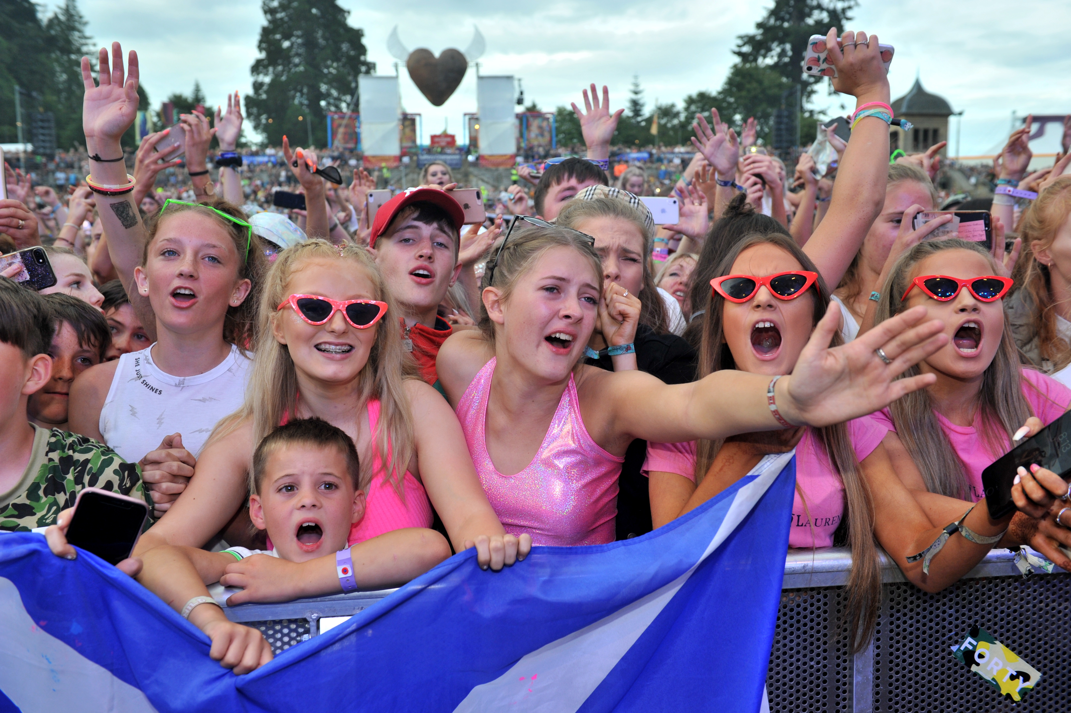 2019 Belladrum Tartan Heart Festival, Belladrum Estate, Beauly.  Picture by Kenny Elrick