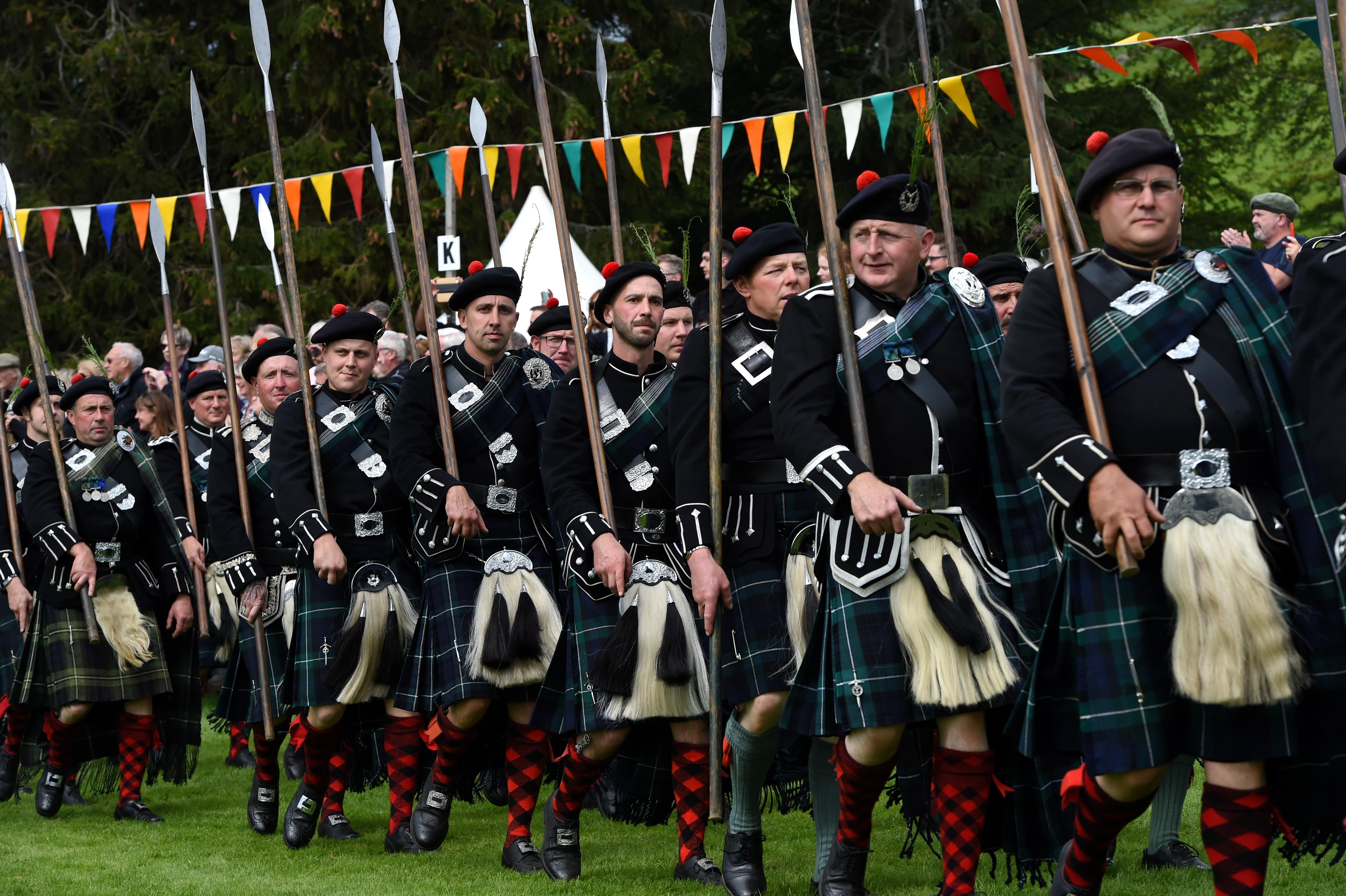 Lonach Highland Gathering & Games