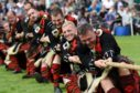 The Mens Tug o' War.  Picture by KENNY ELRICK