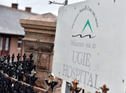 UGIE Hospital Peterhead.