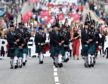 The Union Street Celebrate Aberdeen Parade.   Picture by Scott Baxter