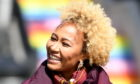 Emeli Sande visited Aberdeen while filming a TV series in 2019. Picture by Scott Baxter