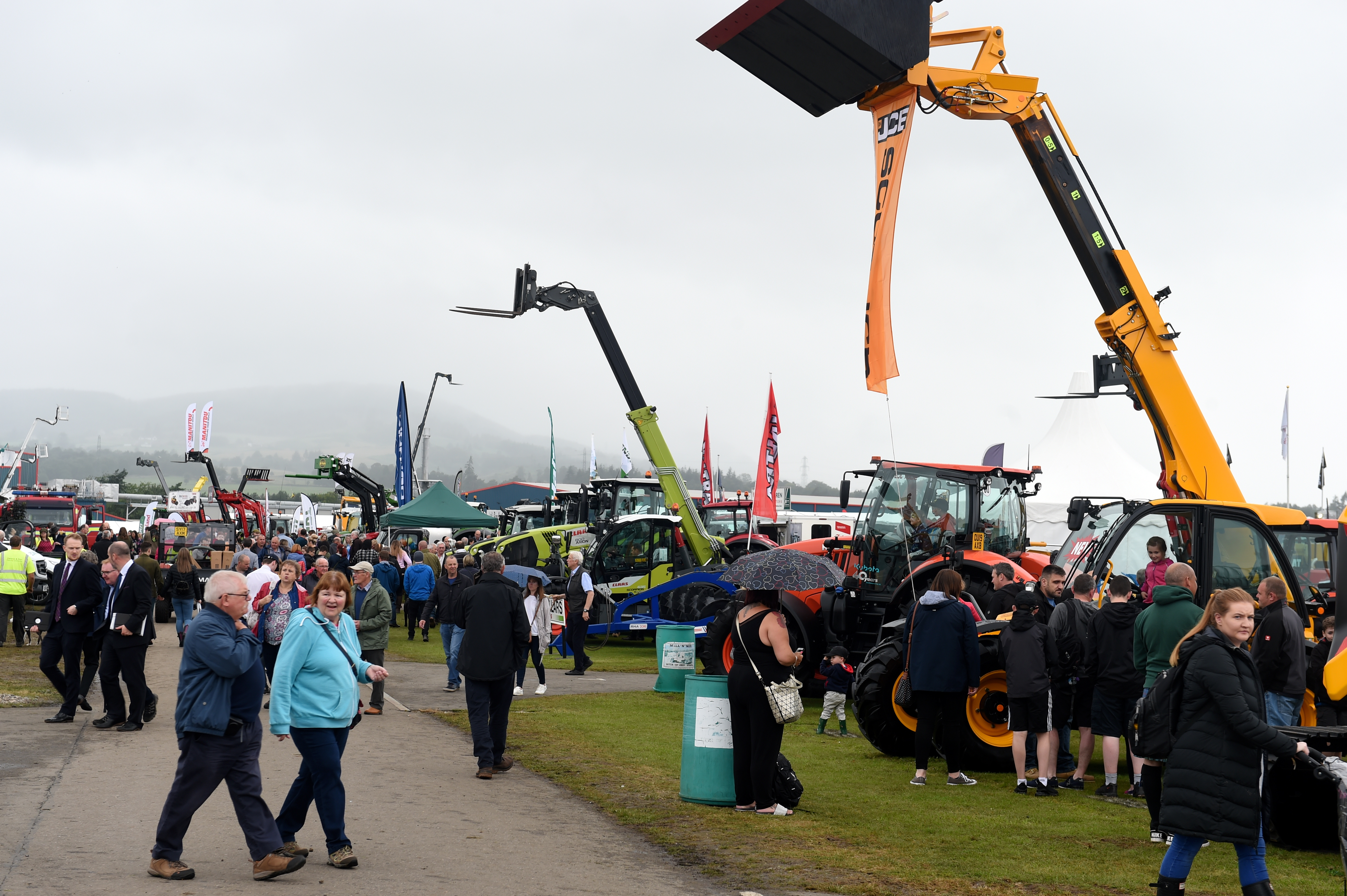 The Black Isle Show. Pictures by Sandy McCook