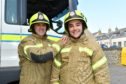 BANFF'S FATHER AND SON FIREFIGHTERS CRAIG AND AIDEN PREDELL