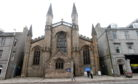 St Andrews Cathedral in Aberdeen