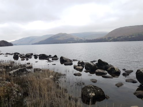 Ullswater  is the Lake District's second-largest body of water