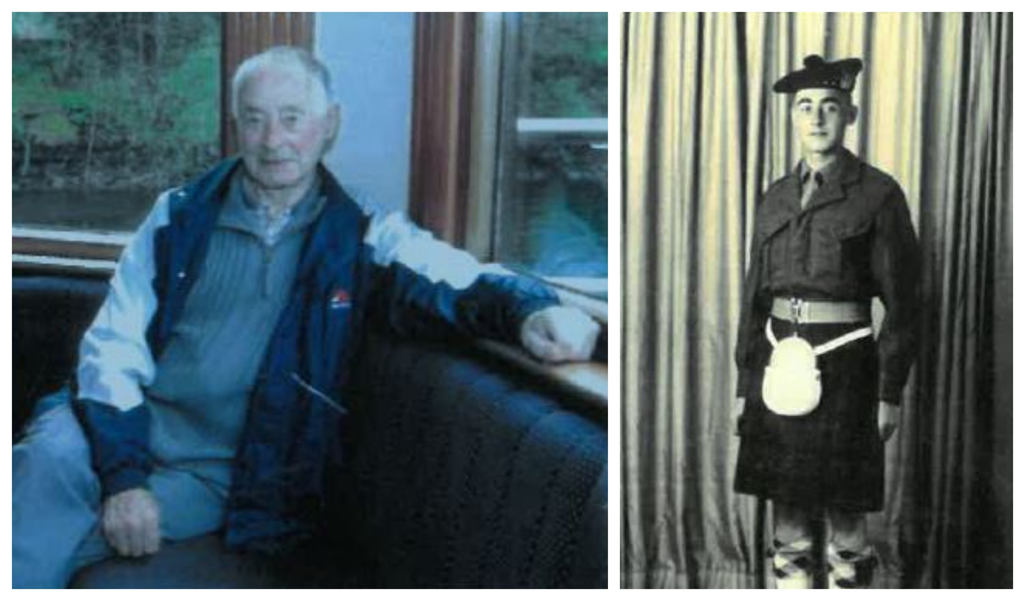 Community stalwart Ronald Duguid, who has died aged 83