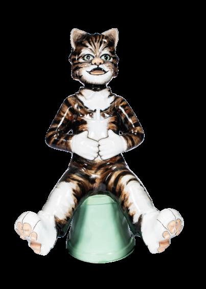 Oor Wild Kitty Jasper