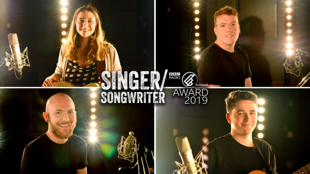Liv Dawn, Gus Harrower, Mike Mckenzie and Aberdeen's Scott Wallace have been named as the final four in contention for the BBC Radio award.