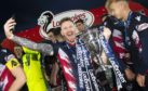Gardyne was a title winner with Ross County last season.