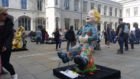 The Oor Wullie Big Bucket Trail is raising cash for charity