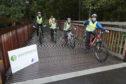 Official opening of Smithton Bridge