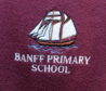 Banff Primary School badge  .