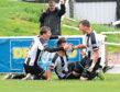 Ladbrokes League 2 game between Elgin City - Edinburgh City