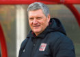 Inverurie Loco Works manager Neil Cooper.  Picture by KENNY ELRICK
