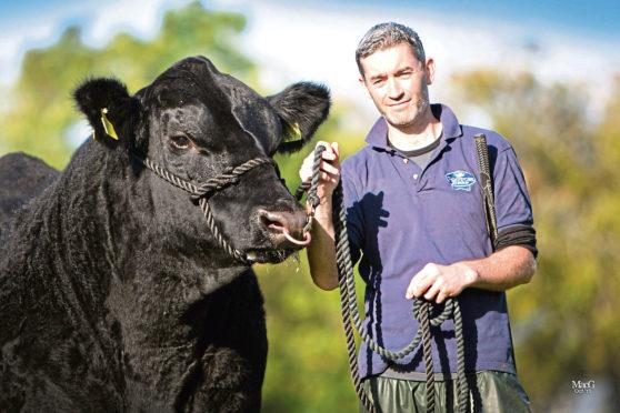 Livestock Lounge founder Sandy Watt