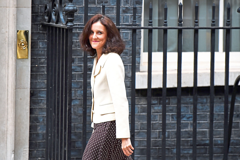 Defra Secretary Theresa Villiers