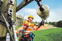 SSE is selling its household supply arm to focus on renewable energy and above, its electricity distribution networks