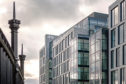 2 MSQ,  Marischal Square - general view  Handout from EY