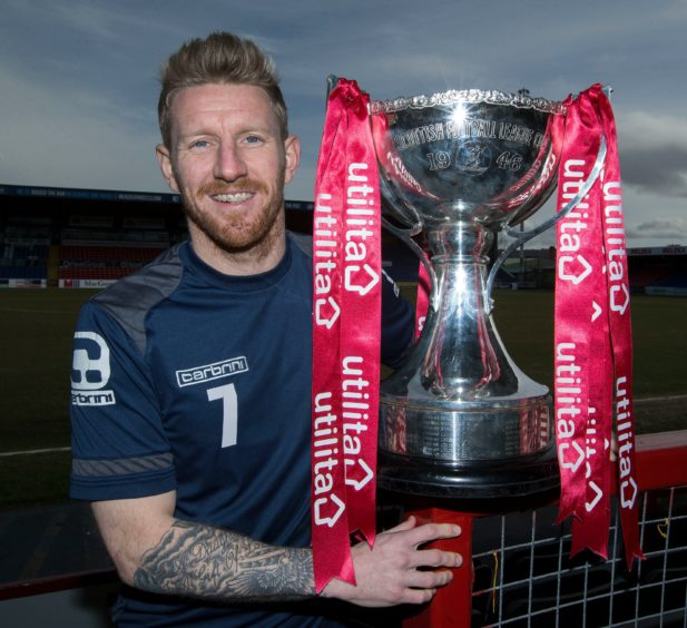 Ross County's Michael Gardyne looks forward to Sunday's Utilita Energy Scottish League Cup Final against Hibs.