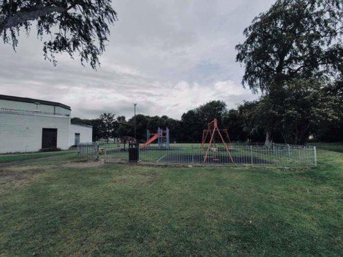 Sheddocksley play park.