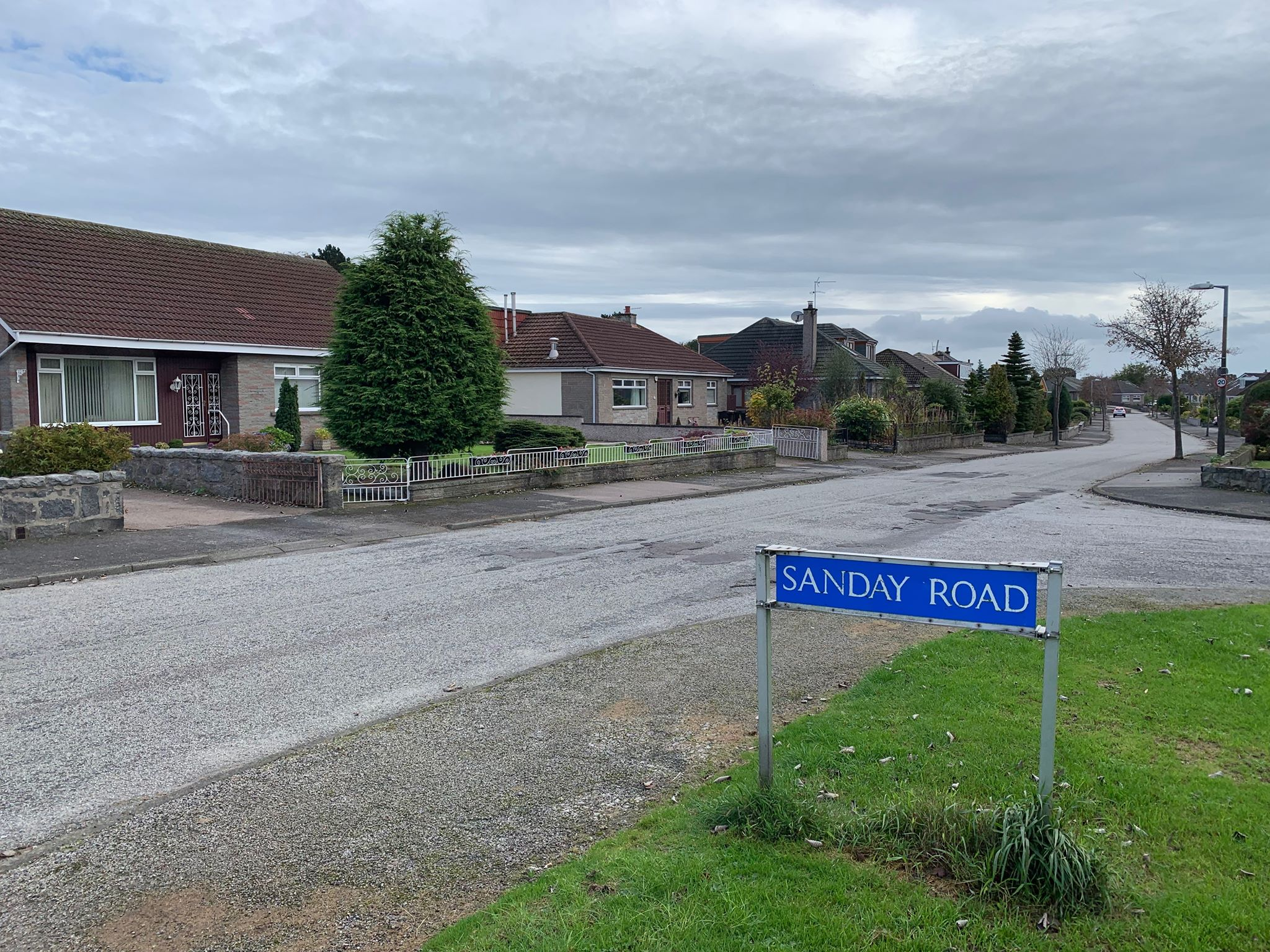 Sanday Road