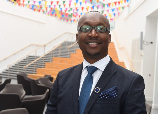 Anthony Anyika, chairman of the ICA