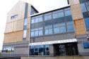Anderson High School in Lerwick