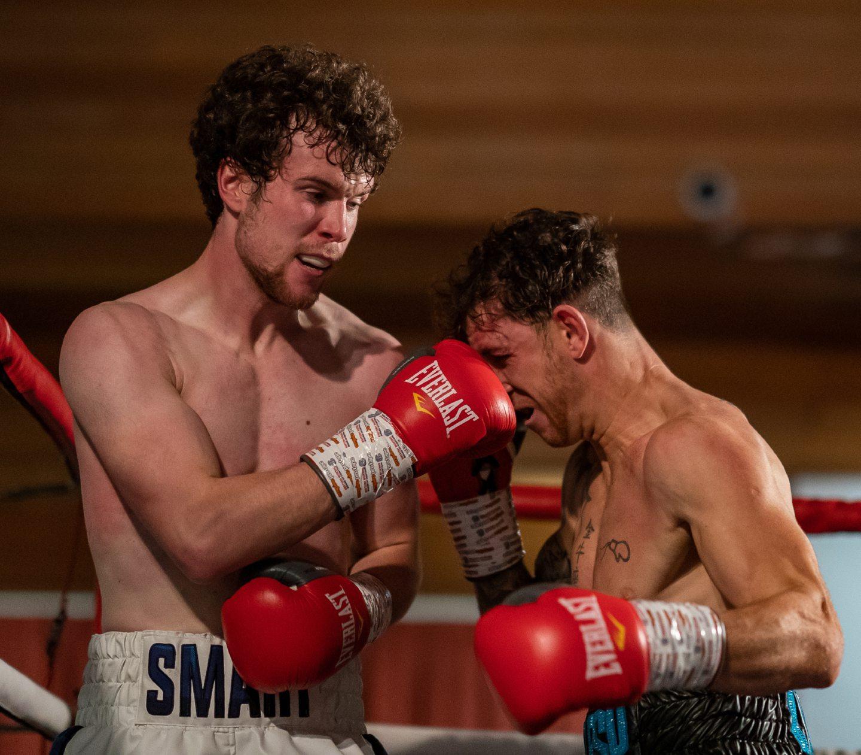 Andrew Smart and Dean Jones