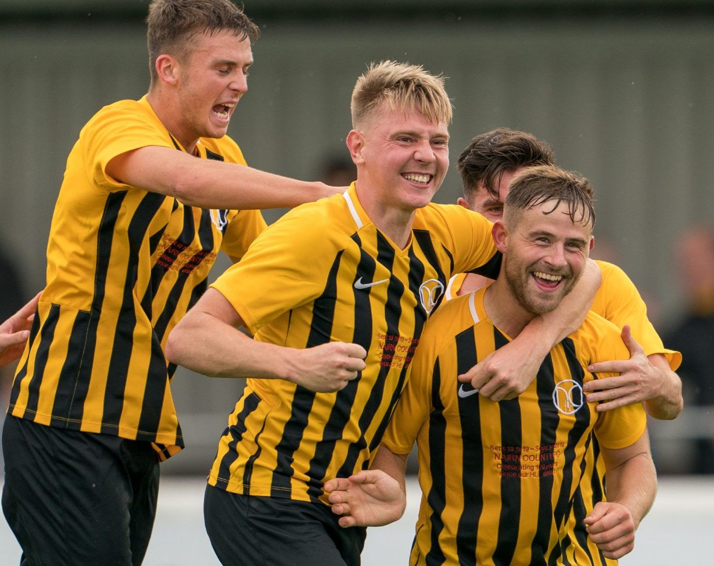 Nairn County were sitting eighth when the Highland League 2019-20 season was declared over.