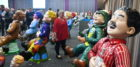 The Oor Wullie Auction in aid of the ARCHIE Foundation held at Thainstone Centre. Pic by Chris Sumner