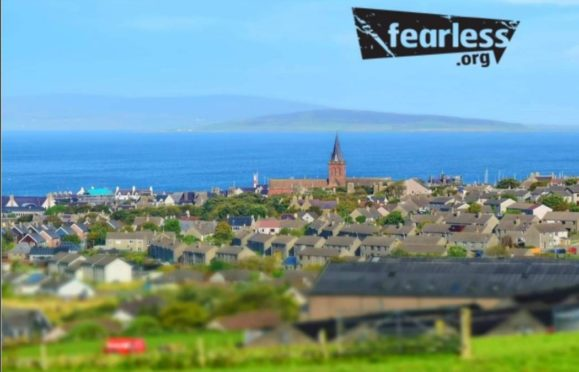 Crimestoppers have launched the #BeFearless campaign to encourage the young people of Orkney to be more resilient in reporting crime