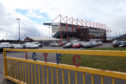 Caledonian Stadium, home of Inverness Caledonian Thistle FC