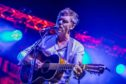 Roddy Woomble of Idlewild performs an acoustic set of old and new numbers at Loopallu.
