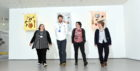 Pictured from left: Jo Hastie, Fraser MacDonald, Tamsin Greenlaw and Sally Thomson.  Picture by HEATHER FOWLIE
