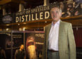 James Campbell, chairman of the Spirit of Speyside Whisky Festival.
