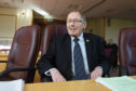 Keith and Cullen councillor Ron Shepherd.