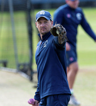 Scotland have arranged a series of T20 trial matches. Pic: Ian Jacobs.