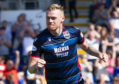 Ross County's Billy Mckay.