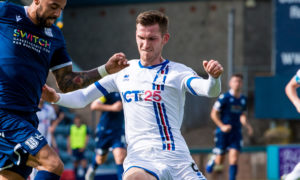 McCart on move as Caley Jags agree deal with Saints for defender