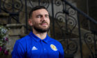 Scotland's Robert Snodgrass