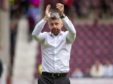 Motherwell manager Stephen Robinson.