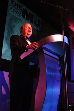 John Sergeant will take centre stage on Saturday as the festival draws to a close.