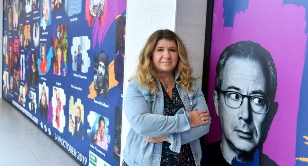Shona Bryne, Aberdeen International Comedy Festival director.