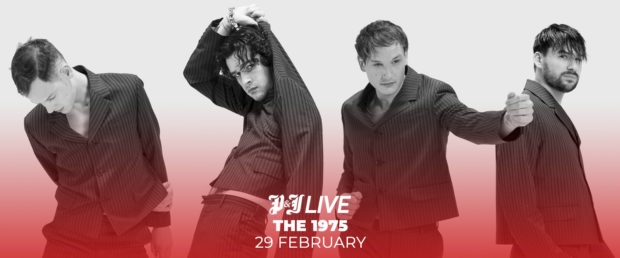 The 1975 will play at Aberdeen's P&J Live