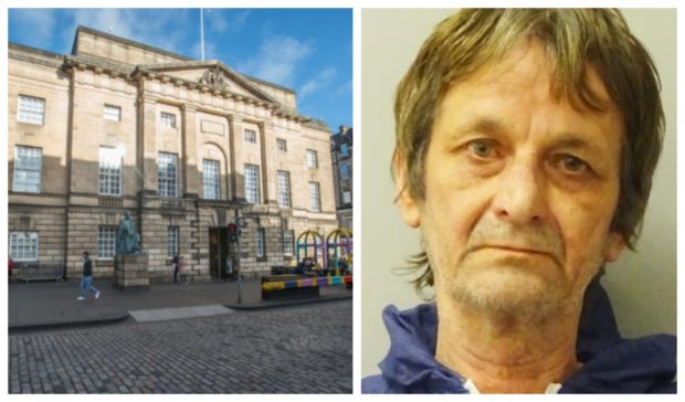 Bohdan Cieslar was sentenced at the High Court in Edinburgh