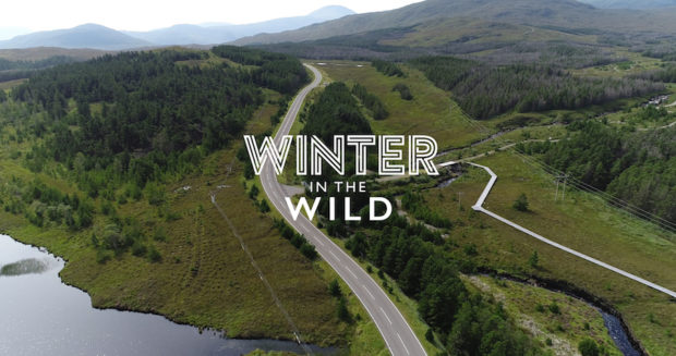 A campaign has been launched to encourage visitors to the Western Isles this winter.
