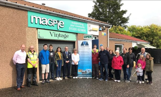 The Magpie team has celebrated 20 years as a charity